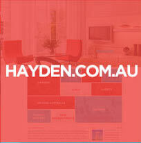 Hayden Real Estate - Website